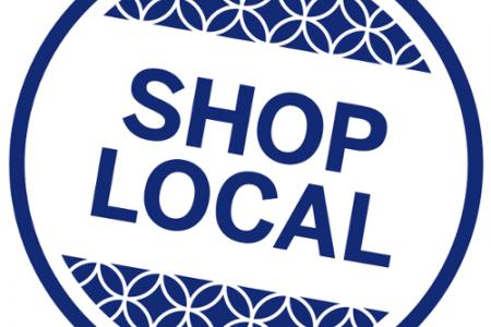 【SHOP LOCAL】地元のお店応援プログラムに参加します!